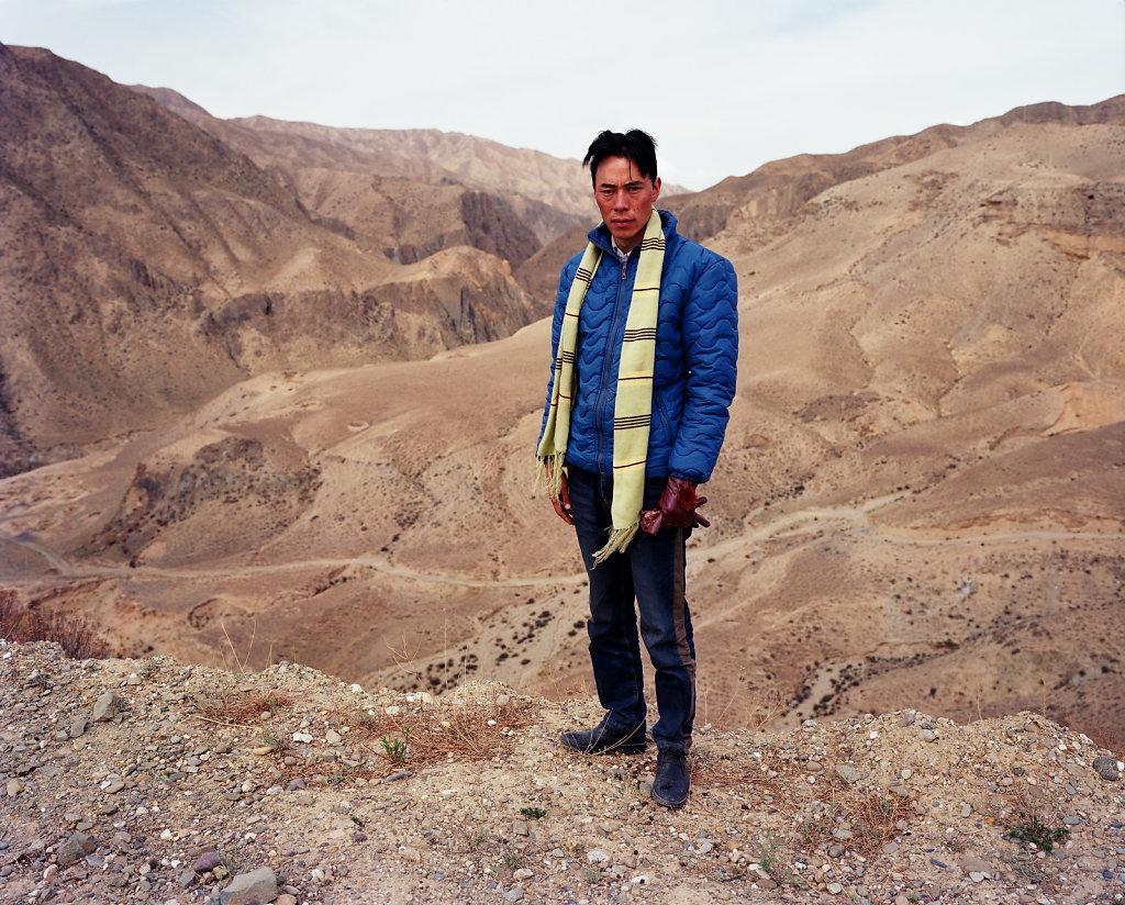 Tibetan herders (on going)